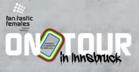 Weiterlesen: PROGRAMM: 11.10.-15.10.2019 in Innsbruck